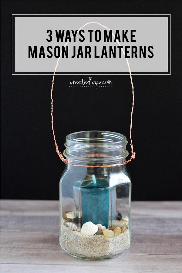 mason jar lanterns 5